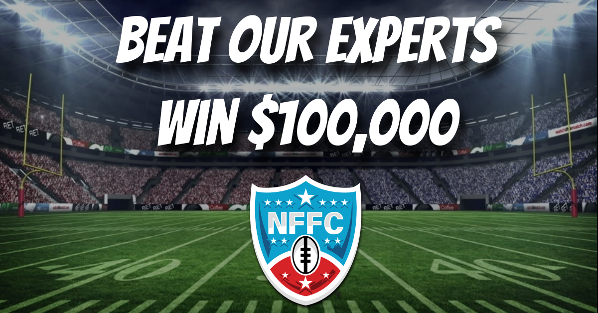 WIN AT FANTASY FOOTBALL: WIN $100,000 PLAYING IN THE NFFC